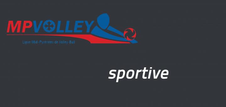 Informations sportives de la Ligue Midi-Pyrénées de Volley-ball