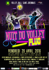 Nuit du volley de Saint-Orens